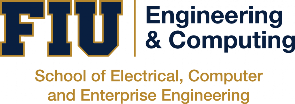 FIU School of Electrical, Computer and Enterprise Engineering Logo