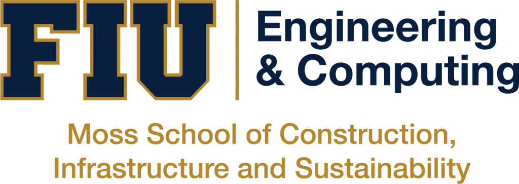 FIU Moss School of Construction, Infrastructure and Sustainability Logo