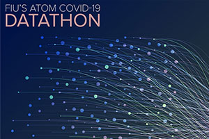 FIU COVID-19 Datathon offers solutions to the challenge of campus repopulation.