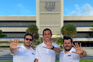 FIU construction management team wins national student competition