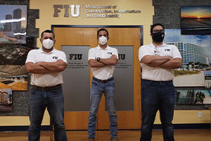 Construction management team wins national student competition