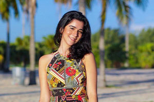 Marisol Román, la ingeniera venezolana becada por la NASA
