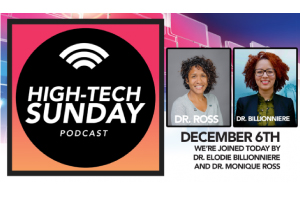 High-Tech Sunday Season 1 Episode 17 feat. Computer Science professors from FIU and Miami Dade College