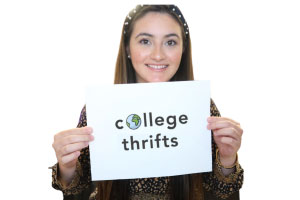 Startup putting a spin on college apparel industry scores new funding