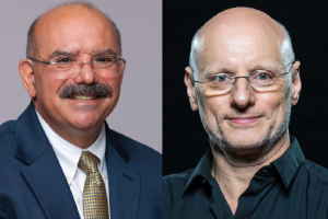 John L. Volakis and Naphtali Rishe elected to the rank of National Academy of Inventors Fellow