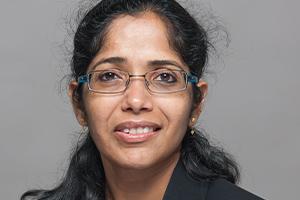 Headshot of Anuradha Godavarty