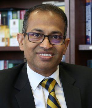 Headshot of Arvind Agarwal