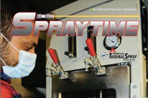 Spraytime – Second Quarter 2021 / Volume 28