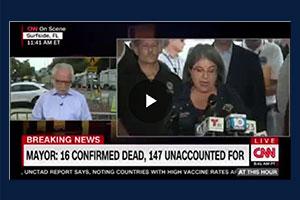 CNN Segment on Surfside Building Collapse: Part 3