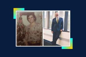 Dean John L. Volakis featured in…Look at them now: Throwback Thursday with the FIU family