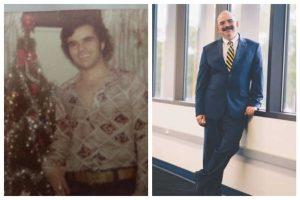 Dean John Volakis Throwback Collage