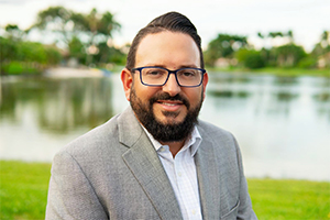 FIU grad is committed to engineering bright futures