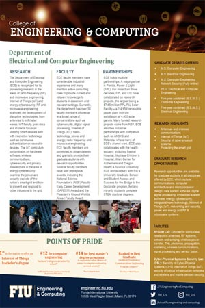 FIU-Department-of-Electrical-and-Computer-Engineering-brochure-thumbnail