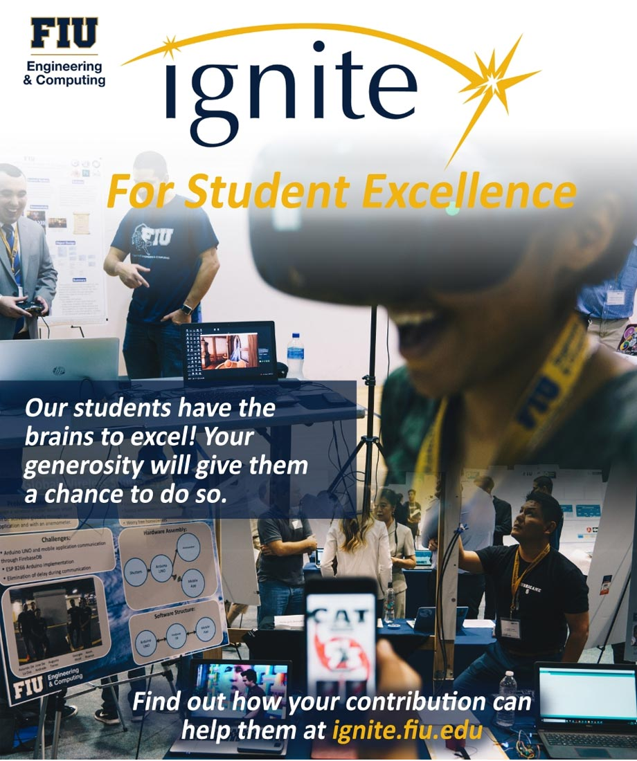 Ignite for Student Excellence poster