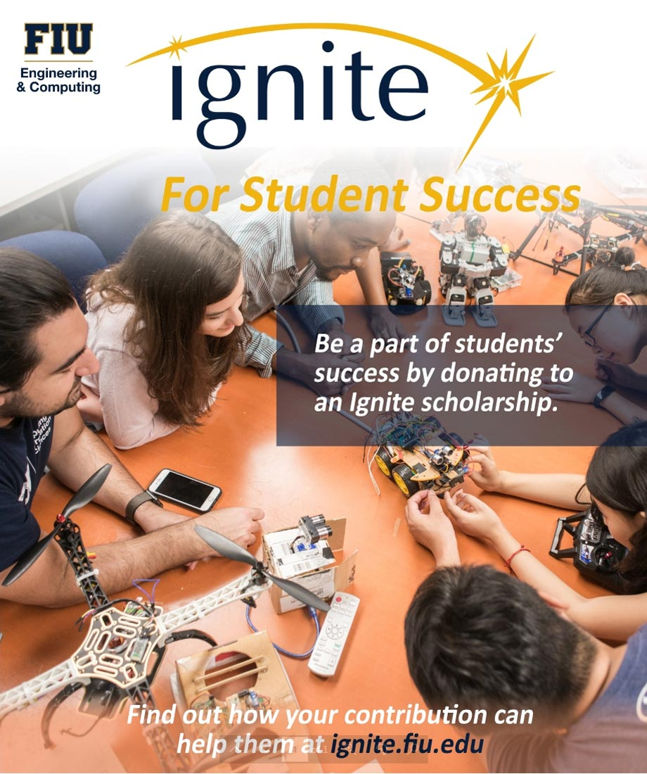 Ignite for Student Success poster