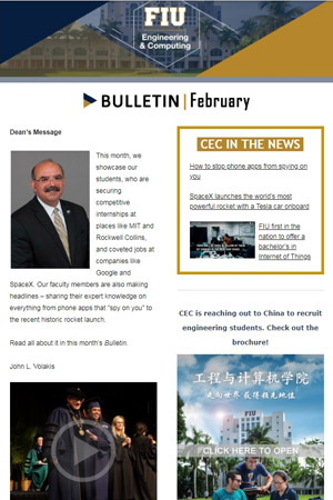 fiu-college-engineering-computing-bulletin-february-2018