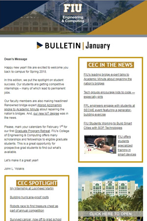 fiu-college-engineering-computing-bulletin-january-2018