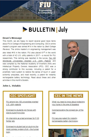 fiu-college-engineering-computing-bulletin-july-2018