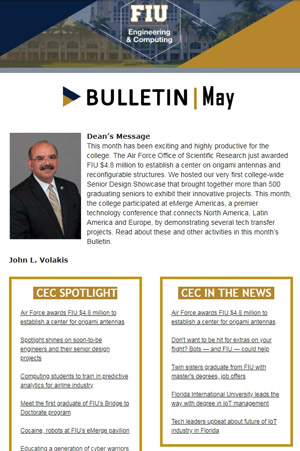 fiu-college-engineering-computing-bulletin-may-2018